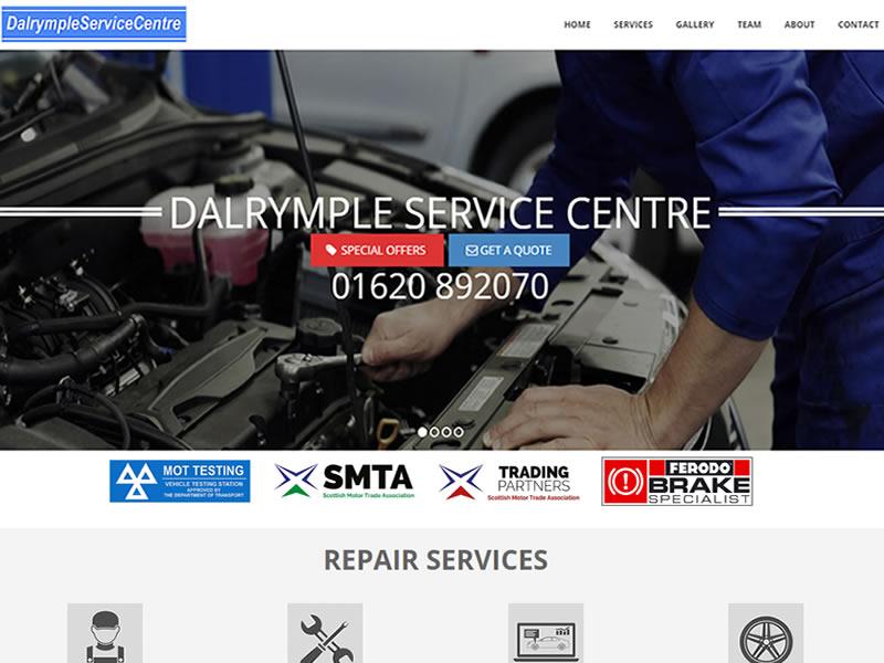 Dalrymple Services Centre