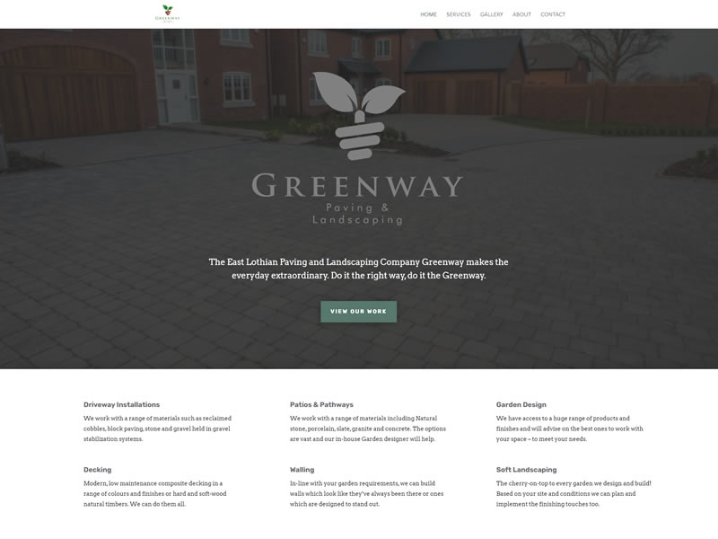 Greenway Paving and Landscaping